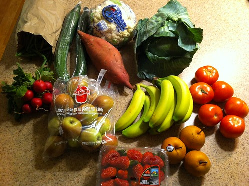 First co-op basket! Great value.