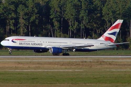 Airplane Pics British Airways Boeing 763 Picture