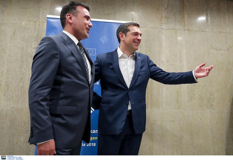 Πρέπει να ξέρουν ο κ. Καμμένος και ο κ. Μητσοτάκης ότι αποκτήσαμε όνομα με γεωγραφικό προσδιορισμό για όλες τις χρήσεις, ότι αυτό θα γίνει με συνταγματικές τροποποιήσεις και ότι ταυτόχρονα δεν θίγει την ιδιαιτερότητα του βόρειου τμήματος της Ελλάδας