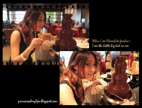 spice market chocolate fondue
