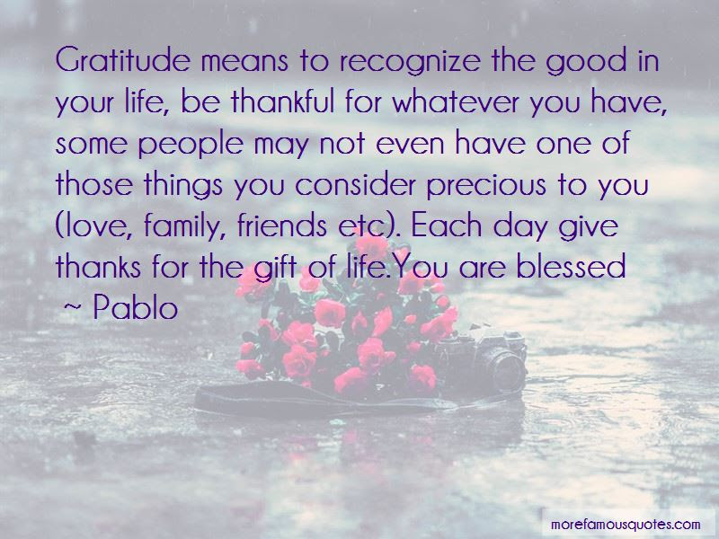 Thankful For You In My Life Quotes Top 33 Quotes About Thankful For