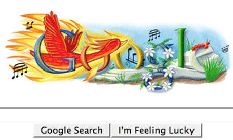 Google does Stravinsky