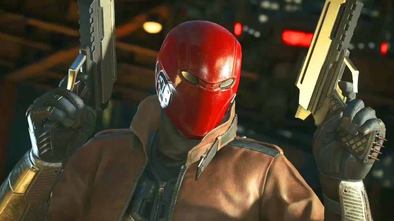 Red Hood makes me hopeful for Injustice 2's long-term prospects screenshot