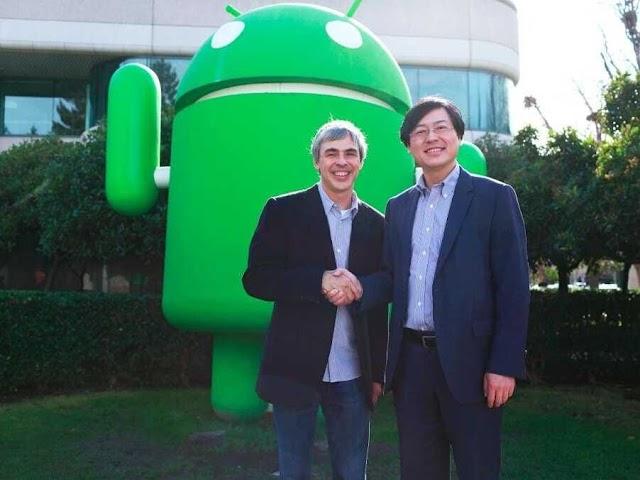 Lenovo compra Motorola, do Google, por US$ 2,91 bilhões