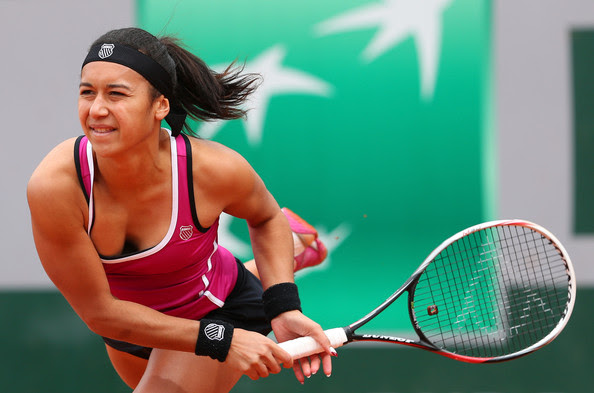 Heather Watson British No.1 Professional Tennis Player very hot and sexy wallpapers