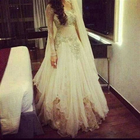 Indian/English wedding dress   Dresses   Pinterest
