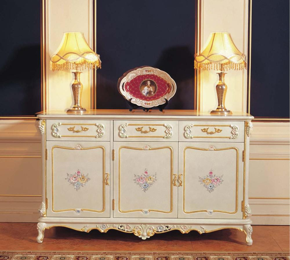 French Provincial Living Room Furniture - Zion Star