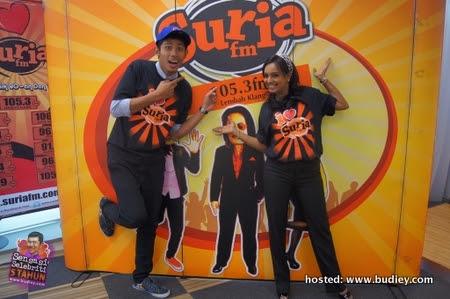 SURIA FM NABIL KENCANA