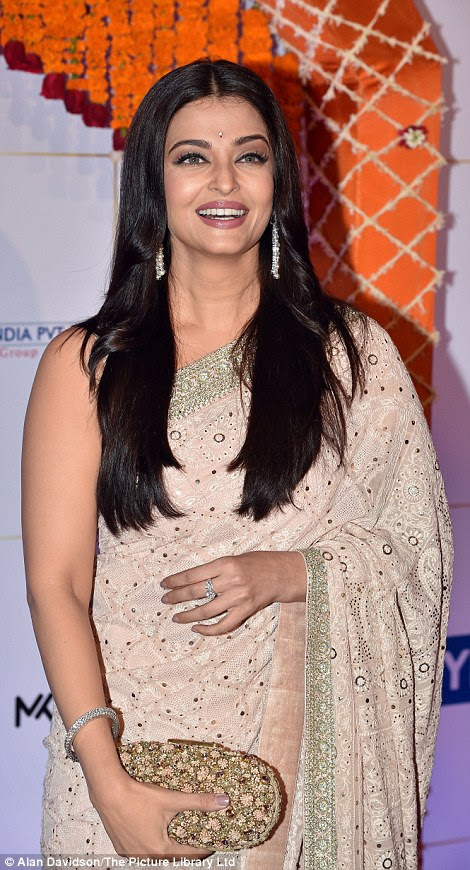 Among those joining Kate at the gala is Bride And Prejudice actress Aishwarya Rai Bachchan (pictured) - India's answer to Angelina Jolie