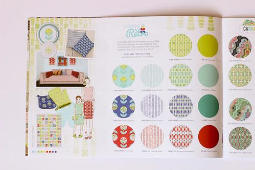 Art Gallery Fabrics Catalog by Jeni Baker