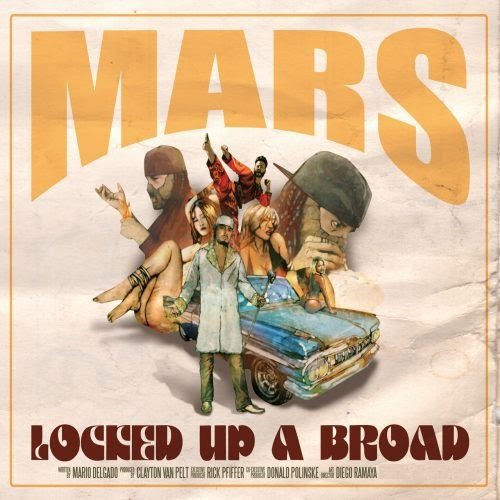 """Mars – """"Locked Up a Broad"""" (Album Review)"""