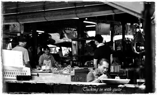 Breakfast @ The Market