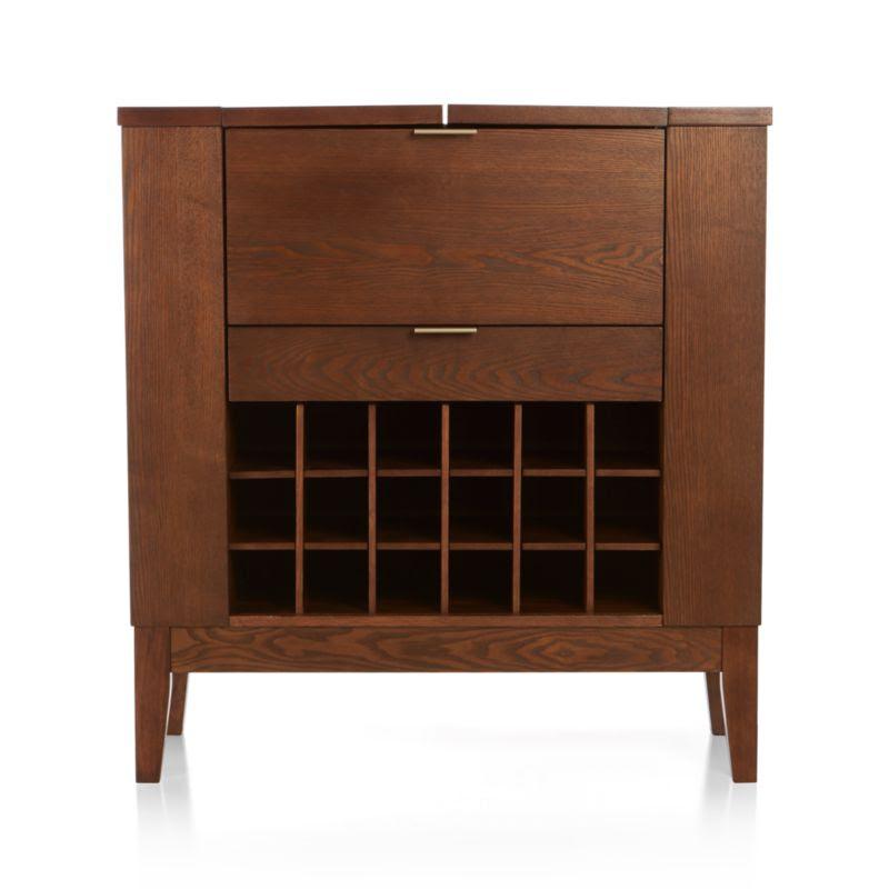 Parker Spirits Bourbon Cabinet in Bar Cabinets & Bar Carts ...