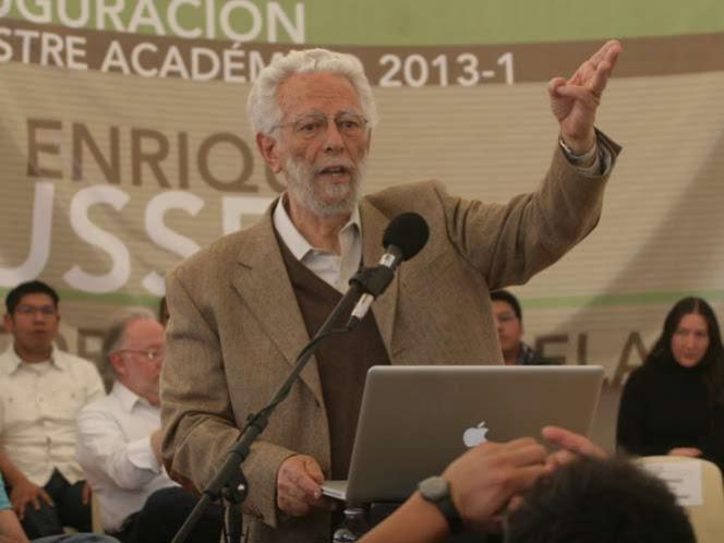 Reconocen a Enrique Dussel como rector interino de la UACM