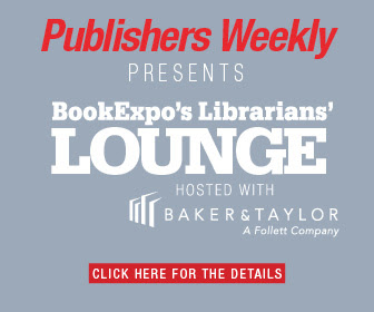 BookExpo's Librarians' Lounge 2017