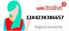 Safe Creative #1104230386657