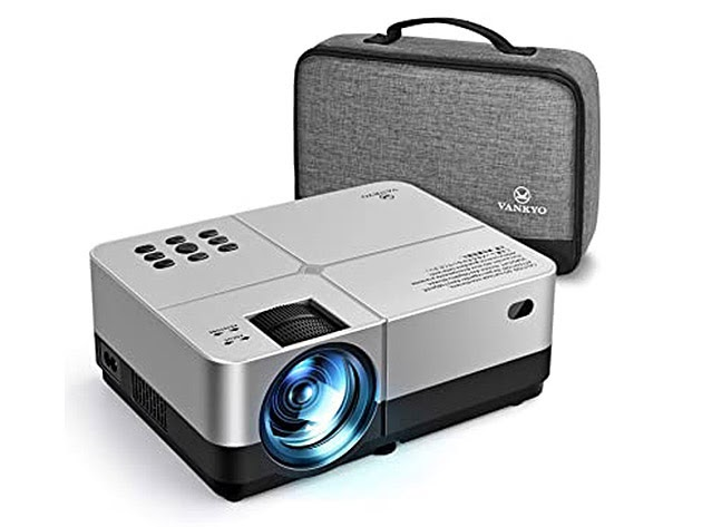 VANKYO Leisure 420 Mini Projector for $93