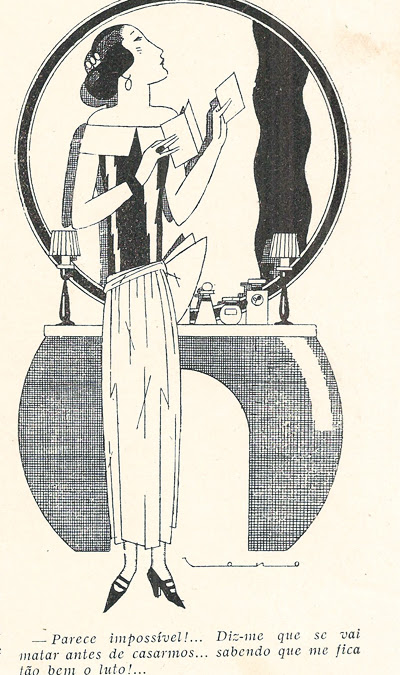 Roberto Nobre, Civilização Magazine, 1929