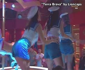 Terra Brava e as suas bailarinas sensuais