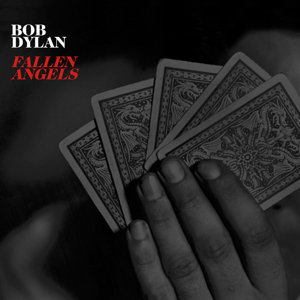 "Bob Dylan ""Fallen Angels"" Vinyl 
