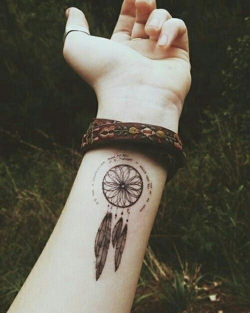 Tatuajes De Atrapasueños Que Capturarán A Tu Corazón