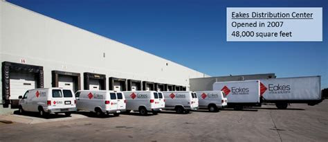 eakes distribution center office supplies copiers furniture