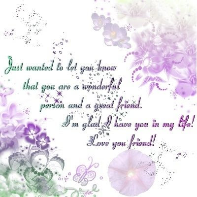 Just Wanted You To Know That You Are A Wonderful Person Pictures