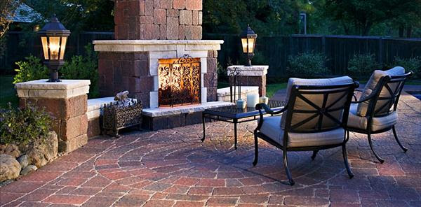 patio ideas photos