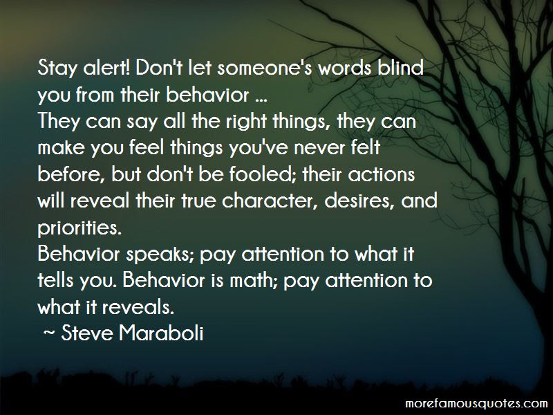 Actions Before Words Quotes Top 12 Quotes About Actions Before