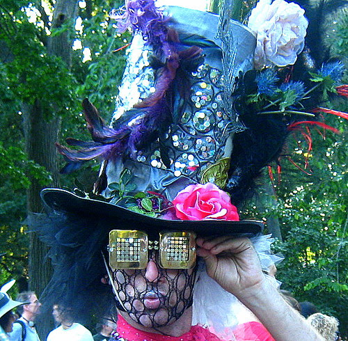 Psychedelic Mad Hatter by SHOTbySUSAN