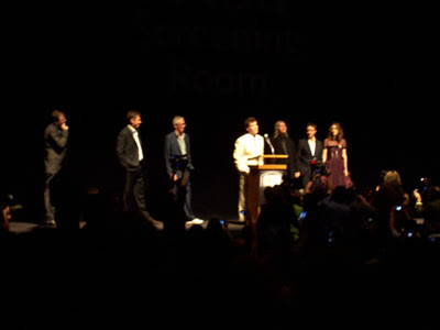Atonement cast & crew, TIFF