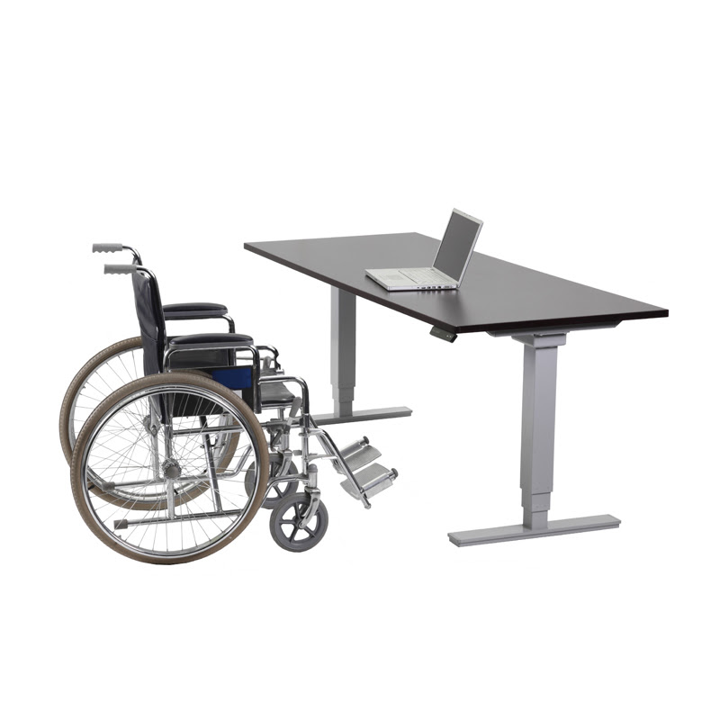Electric Height Adjustable Tables - Workplace Partners