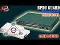 BPDU Guard Recovery M24PWR Panasonic