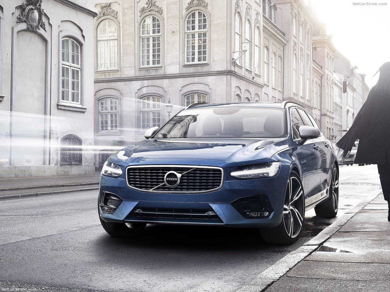 volvo sets 2021 deadline for its selfdriving car looks
