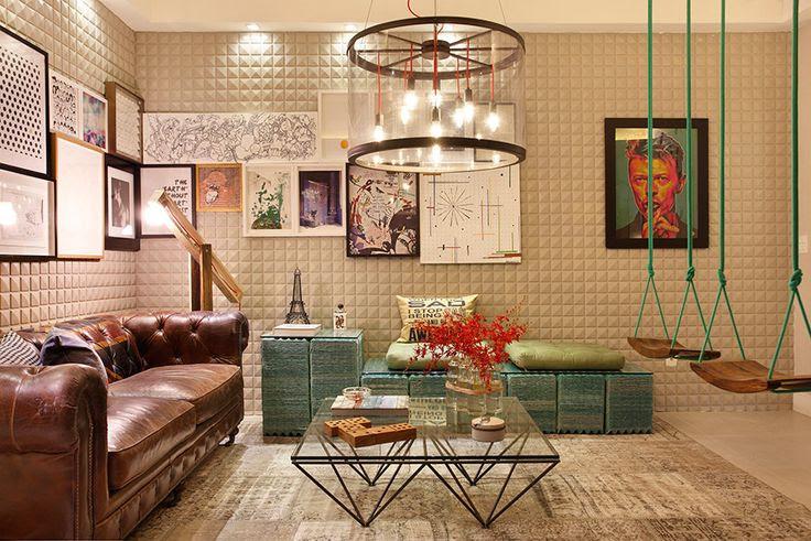 A modern beige decor. #decor #interior #design #casadevalentina