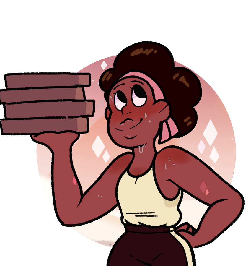 she delivered the pizzas when no one else would