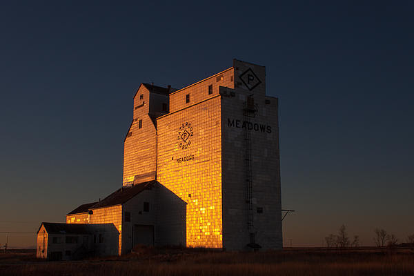Grain Elevator at Meadows