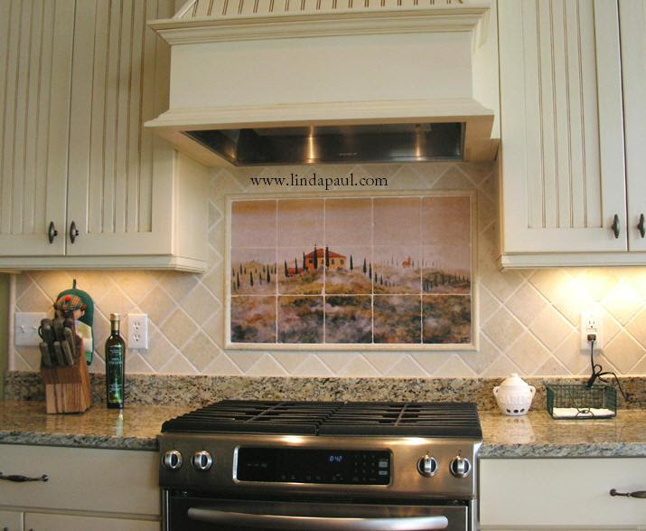 French Country Kitchen Backsplash Best Kitchen Places