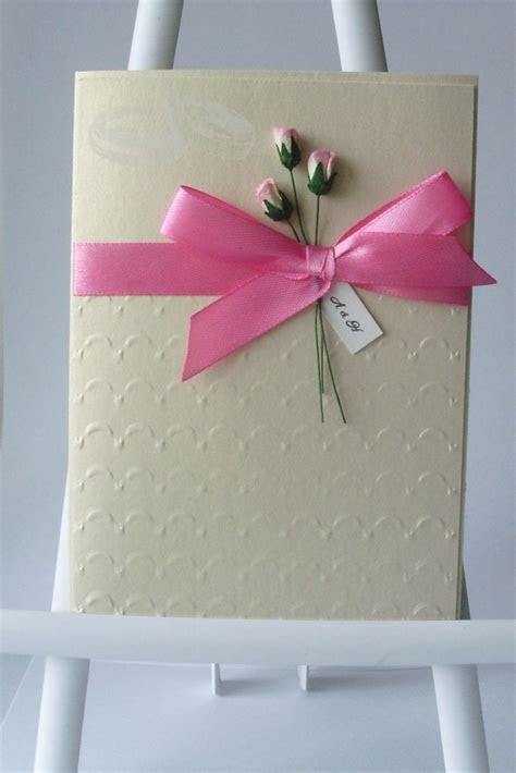 1000  ideas about Wedding Cards Handmade on Pinterest