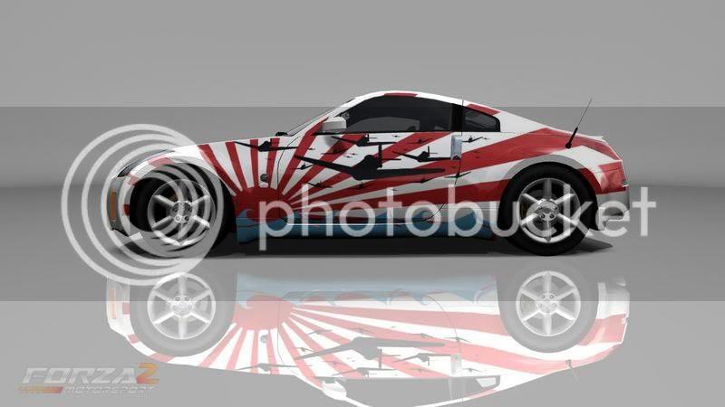 Forzamotorsport.net Forums - (UPDATED) First Paint Job - Japan ...
