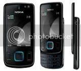 Handphone Nokia 6600 Slide