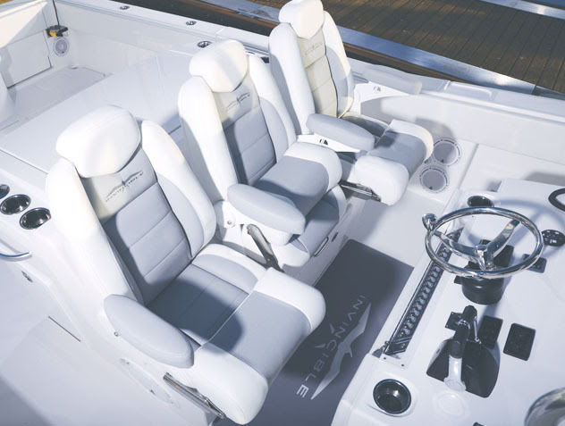 Research 2019 Invincible Boats 42 Center Cabin On