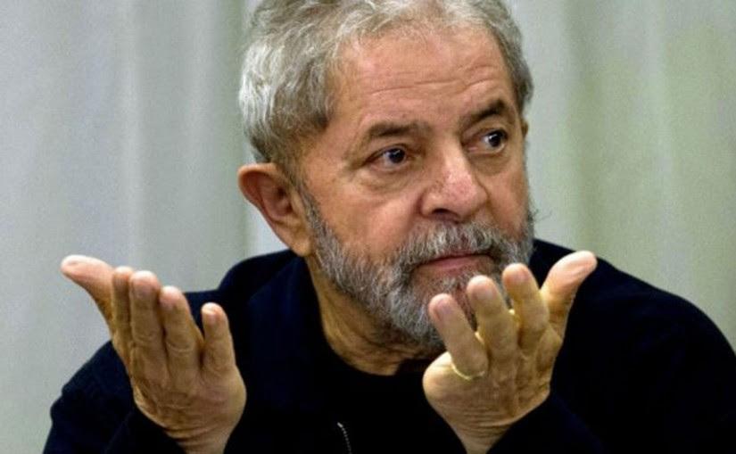 lula reclama da falta de visitas íntimas na carceragem da PF em Curitiba
