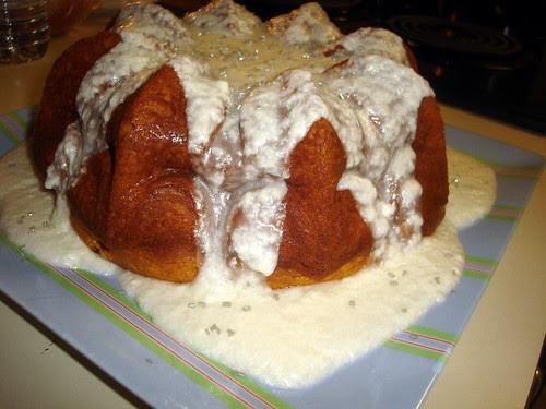 Skinny Girl Margarita Cake