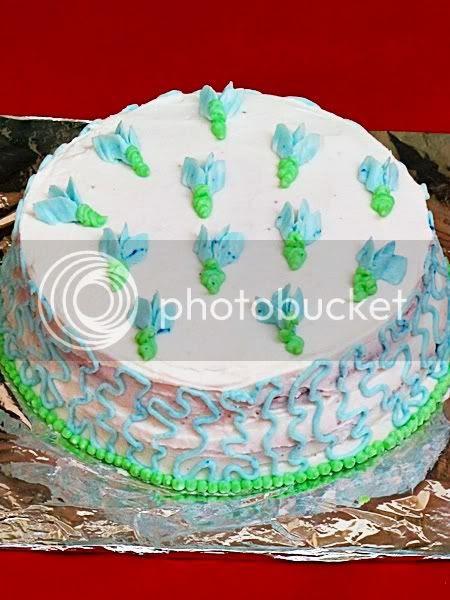 Eggless Chocolate Cake,Eggless Baking,Vanilla Buttercream Icing