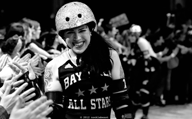 I knew her when she skated for little ol' Santa Cruz