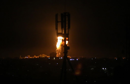 Avatar of After rocket attack, Israel hits 'underground' Hamas targets in Gaza