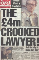 The 4m Crooked Lawyer - Daily Record 1991
