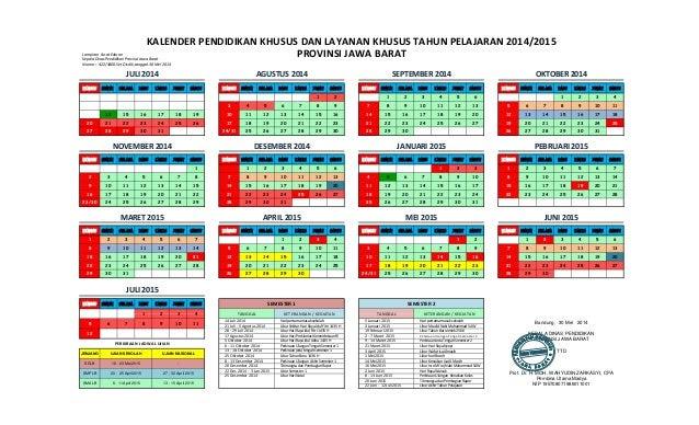 Kalender Pendidikan Tahun Pelajaran 20202020 Car