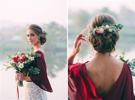 Intimate Fall Ukrainian Wedding: Stanislav   Yana   Green